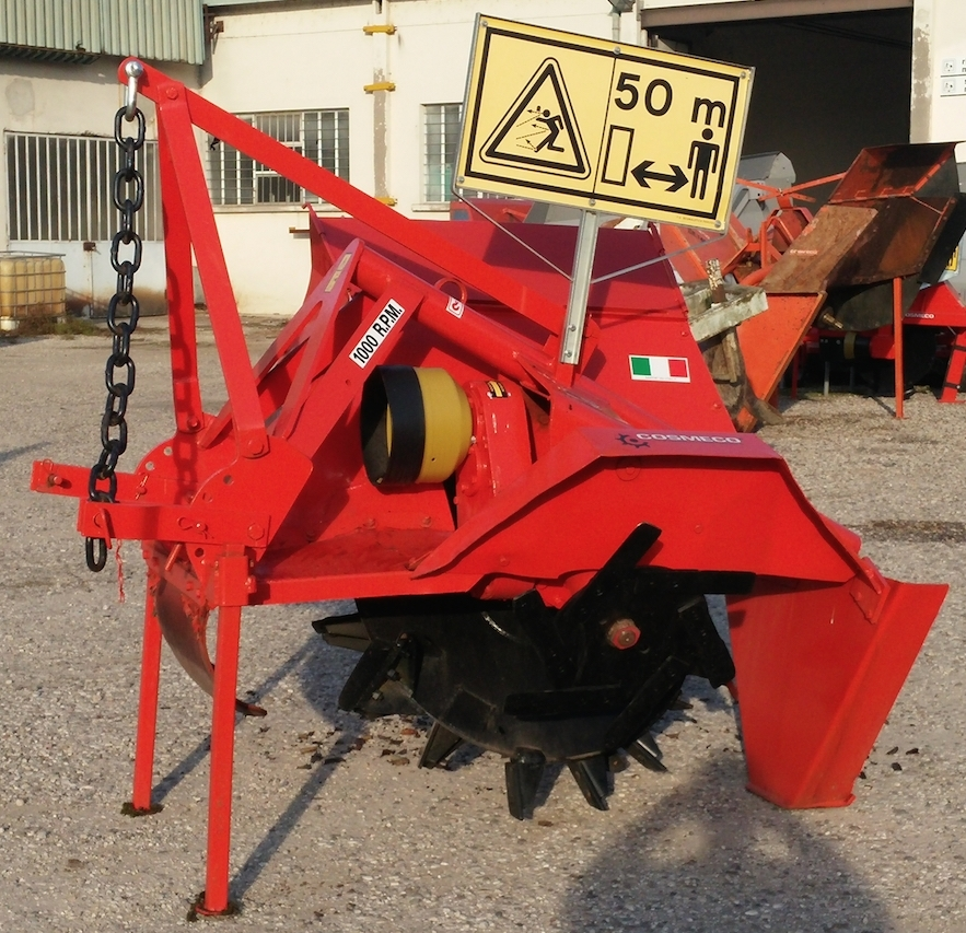 Sale of used ditchers   Focus   COSMECO S r l