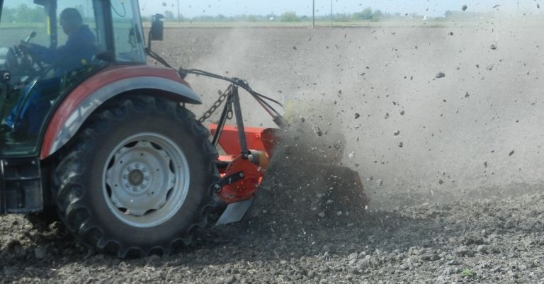 Double Wheel Ditchers for water management