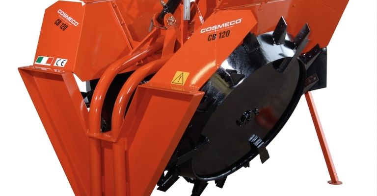 Double Wheel Ditchers for irrigation net