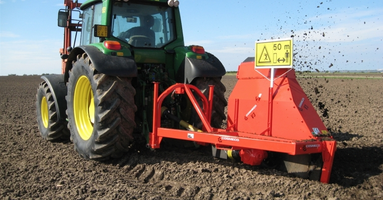 Vertical Ditchers for water control and management