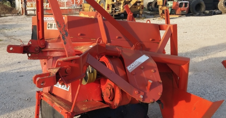 Used Single Wheel Ditcher CM 110