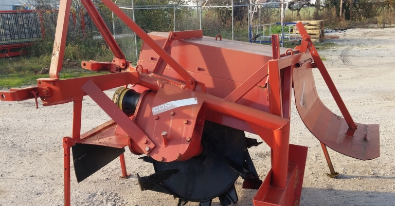 Used Single Wheel Ditcher  for60/70 Hp tractors