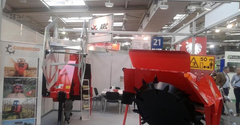 Fiera Agritechnica di Hannover 2015