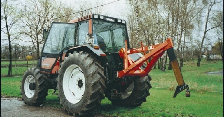 Macchine per terreni agricoli