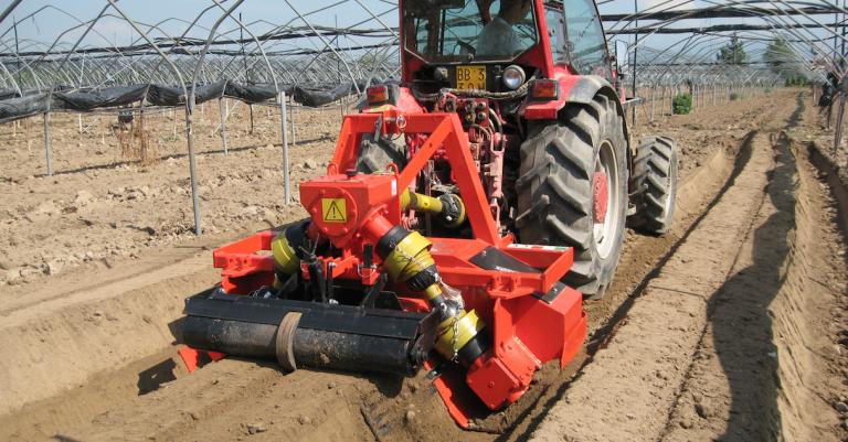 Macchinari coltivazione angurie