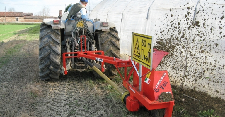 Trenchers for agriculture