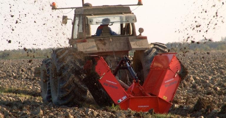 Macchine settore movimento terra Cosmeco