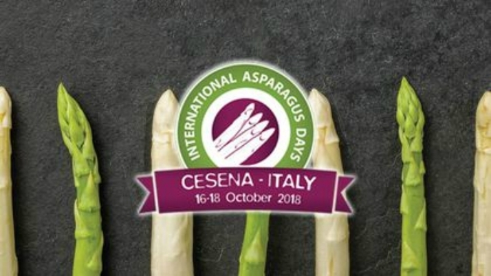International Asparagus Days (Cesena-Italy) Earth-moving machines cosmeco
