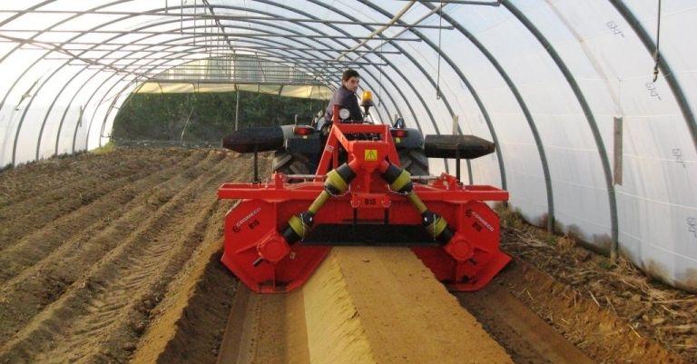 Macchine movimento terra professionali