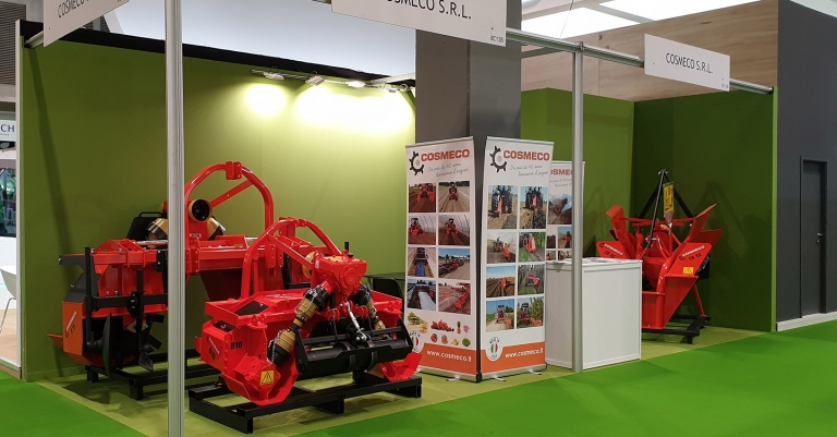 Cosmeco and its machinery at Fruit Attraction