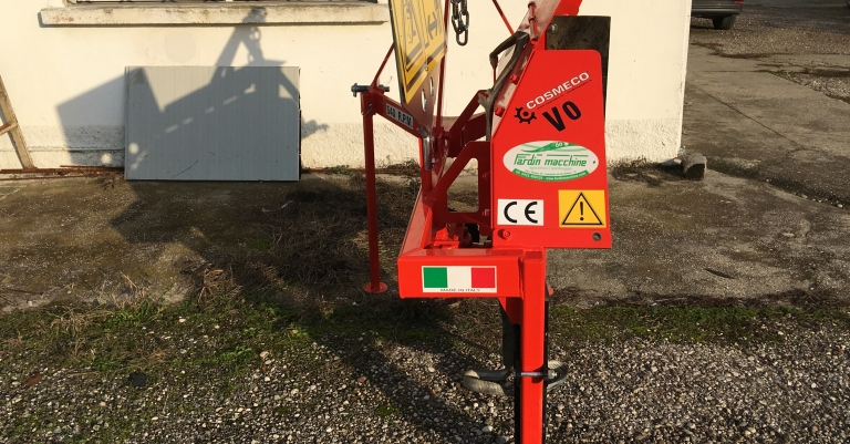 USED COSMECO vertical ditcher mod. V0