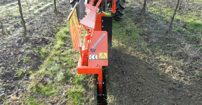 Machines for the forestry sector