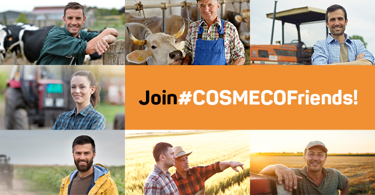 Join #COSMECOFriends!