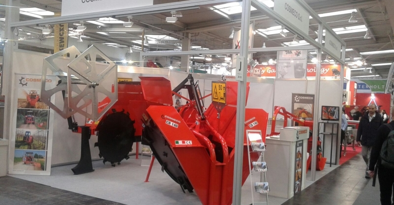 Agritechnica 2015 Exibition in Hannover