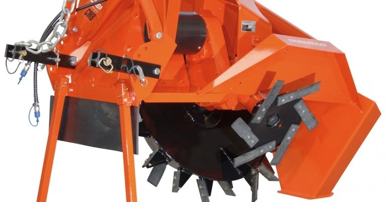 Single Double Wheel Ditchers for water management